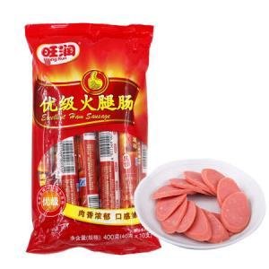 雨润旺润火腿肠优级火腿肠40g*10支/袋*2件