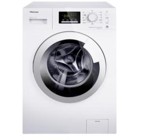 海信(Hisense)XQG80-S1229FW8公斤全自动变频滚筒洗衣机95度除菌洗婴幼护洗零水压羊毛洗 1399元