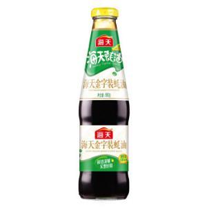 海天蚝油金字蚝油蚝香浓郁炒菜火锅调料680g老字号*6件29.94元(合4.99元/件)