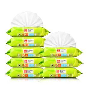 gb好孩子婴儿湿巾80片*8包(带盖)*2件 69.58元(合34.79元/件)