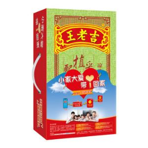 王老吉凉茶植物饮料绿盒装清凉茶饮料250ml*24盒整箱水饮中华老字号(新老包装随机发)*2件 76.6元(合38.3元/件)