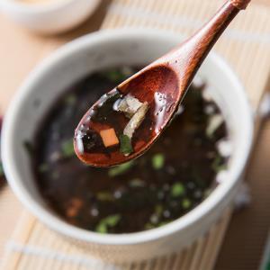 乐惠 紫菜汤冲泡即食小包装方便速食汤海鲜味调料包虾皮调味料4袋  券后19.9元