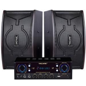 雅桥(Yacare)KT1660 家庭ktv音响套装功放音箱卡拉OK家用会议设备家庭影院无线蓝牙299元