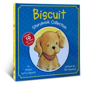 《BiscuitStorybookCollection》(英文原版、精装) 39元(需用券)