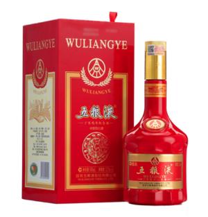 苏宁SUPER会员:五粮液52度丁酉鸡年纪念酒浓香型500ml    979元(需用券)