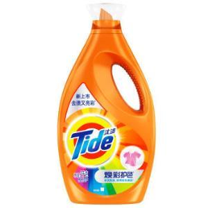 汰渍 焕彩护色洗衣液2kg/瓶 *3件 74.85元(合24.95元/件)