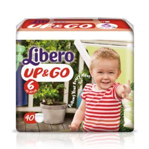 Libero 丽贝乐 婴儿活力裤 XL号 40片 79元