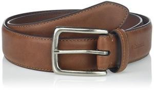 Columbia 哥伦比亚 Trinity 男士针扣皮带 35mm 褐色 3489.33元