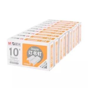 M&G晨光ABS92615高强度订书钉10盒装*6件 29.7元(合4.95元/件)