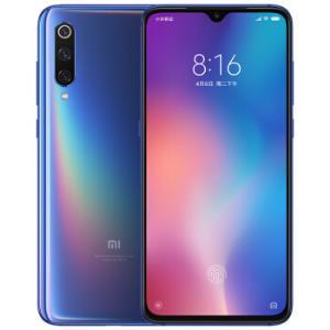 MI小米9智能手机6GB+128GB全息幻彩蓝骁龙855全网通4G2399元