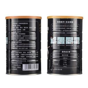 梦之队黑芝麻核桃黑豆粉600g 9.8元