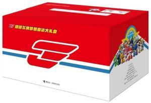 《超级飞侠梦想魔法大礼盒》变形玩具随机发