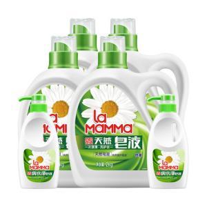 妈妈壹选机洗手洗洗衣皂液13斤装*2件 99元(合49.5元/件)