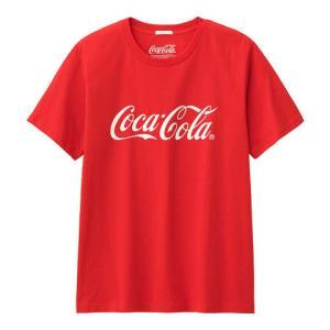 21日0点:GU极优可口可乐系列314524男士字母印花T恤 39元