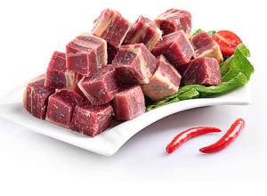 限地区:HONDO BEEF 恒都 黑椒牛肉粒 500g *6件 103.4元(需用券,合17.23元/件)