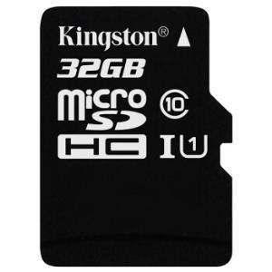 Kingston 金士顿 32GB Class10 UHS-I TF储存卡 29.9元