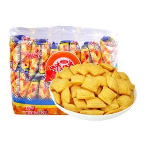 爱尚咪咪虾条蟹味360g*3件 20.79元(合6.93元/件)