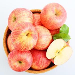 烟台红富士苹果12个净重2.6kg以上单果190-240g一二级混装*4件136元(合34元/件)