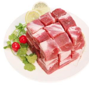 恒都飘香牛肉块1000g生鲜谷饲牛肉排酸冷冻切块调理腌制    34.86元
