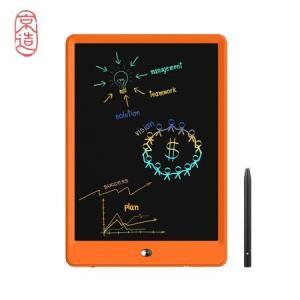 京造 液晶手写板儿童绘画涂鸦 电子写字板绘画板绘图板 10英寸彩虹笔迹89元