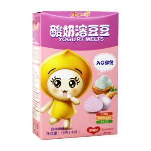 果仙多维酸奶溶豆豆*13件 158元(需用券,合12.15元/件)