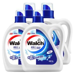 Walch威露士倍净洗衣液套装6kg*2件 79.1元(需用券,合39.55元/件)