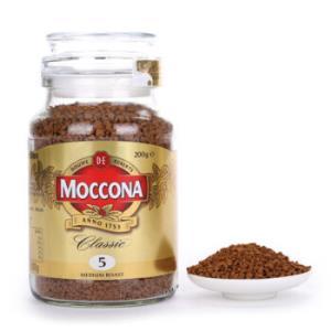 摩可纳 Moccona 经典中度烘焙冻干速溶咖啡 200g *2件 153.4元(合76.7元/件)