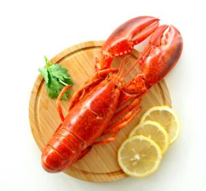 加拿大熟冻波士顿龙虾 300-350g/只 *3件114.85元(合38.28元/件)