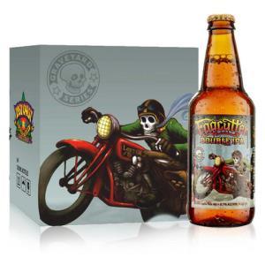 美国进口精酿迷失海岸(LOSTCOAST)迷雾快艇双倍IPA啤酒355ml*6瓶 79元