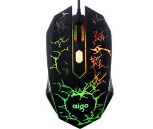 Aigo爱国者Q809鼠标4键标准版 9.9元(需用券)