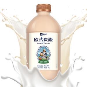 MENGNIU 蒙牛 欧式炭烧风味发酵乳 1kg *9件94.27元(双重优惠)