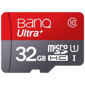 BanQ 32GB Class10 MicroSDHC UHS-I TF储存卡 20.9元