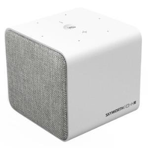 Skyworth创维小度AI盒子电视盒子智能音箱(27号满减279,用�桓�低) 279元