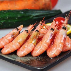 禧美 熟冻加拿大北极甜虾 500g/袋 65-85只 29.9元,可优惠至16.7元