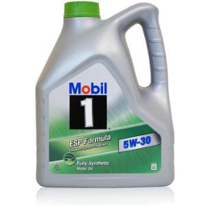 Mobil美孚1号全合成机油ESP5W-30C3SN4L*3件 618.6元(合206.2元/件)