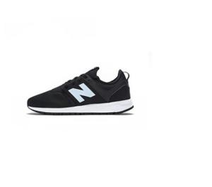 newbalance247系列MRL247BG-9男士休闲跑步鞋黑色44.5 168.96元