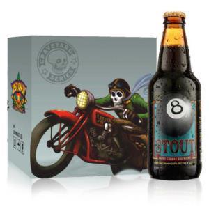 美国进口精酿迷失海岸(LOSTCOAST)黑八世涛啤酒355ml*6瓶*2件    138元(需用券,合69元/件)