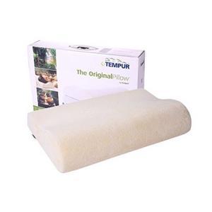 TEMPUR 泰普尔 丹麦原装进口 慢回弹 记忆棉 记忆枕 米黄色感温枕S(z120497)(亚马逊自营产品 由供应商直送)653元