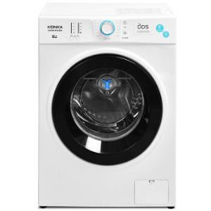 KONKA康佳XQG80-10D08W8公斤滚筒洗衣机1199元