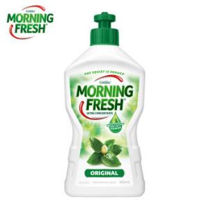 morningfresh超浓缩洗洁精400ml*9件 149.1元(合16.57元/件)