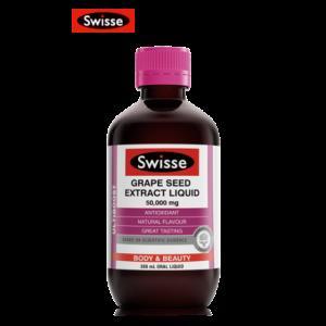 swisse 澳洲进口 葡萄籽精华液 300ml 86元包邮