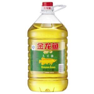金龙鱼精炼一级大豆油5L 39.9元