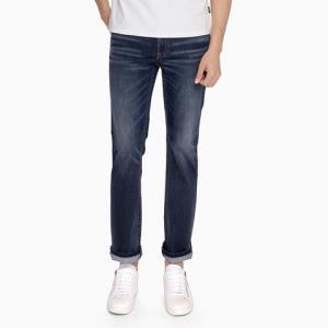 InteRight男士直筒休闲牛仔裤*2件 139元包邮(合69.5元/件)