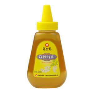 冠生园 洋槐蜂蜜 蜂制品 280g/瓶18.5元