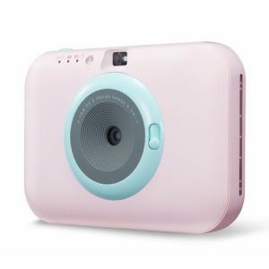 LG 趣拍得 拍照式口袋打印机 拍立得 手机照片打印机 POPO相印机 相片打印机 PC389P 粉色1199元