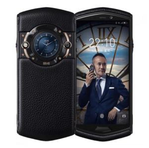 8848 M5 钛金手机 尊享版智能商务加密轻奢经典手机双卡双待全网通4G 8核6G+256GB(黑色)12499元