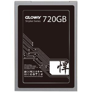 光威(Gloway) 固态硬盘 720G SATA3台式机笔记本SSD 悍将系列 364元
