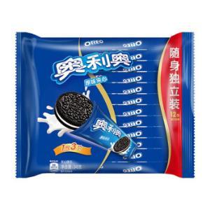 OREO奥利奥夹心饼干原味349g*18件 192.2元(需用券,合10.68元/件)