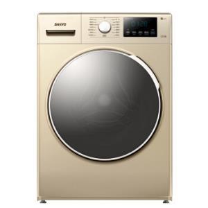 京东PLUS会员: SANYO 三洋 WF80BHI576S 8公斤 洗烘一体机 2549元(需用券)