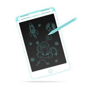 贝恩施(beiens)儿童玩具 液晶手写板 儿童画板写字绘画益智玩具 电子绘画板 ZJ05蓝色 *3件211元(合70.33元/件)